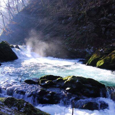 Alpine beauty - Galeria River