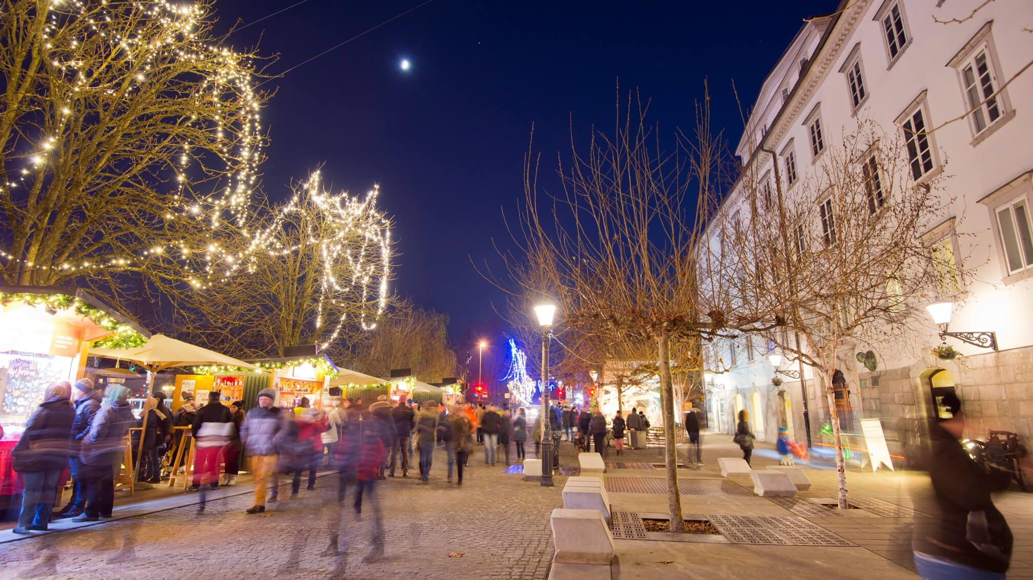 Festive December at your doorstep - Galeria River